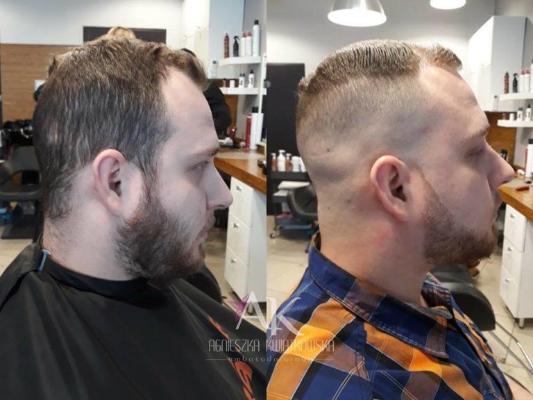barber jastrzębie zdrój fryzjer jastrzębie zdrój Agnieszka Kwiatkowska włosy i ciało
