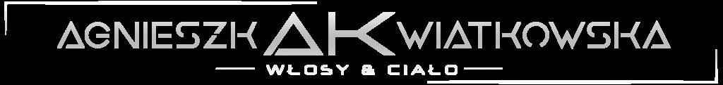 logo Agnieszka Kwiatkowska włosy i ciało salon fryzjerski jastrzębie zdrój barber jastrzębie zdrój salon kosmetyczny jastrzębie zdrój zabiegi